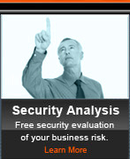 Get a free security analysis